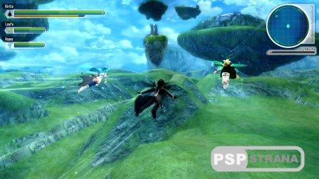 Sword Art Online: Lost Song для PS4