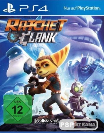 Ratchet & Clank для PS4