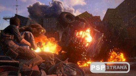 Бэйкер и Норт уверены, что Uncharted 4 – технологически совершенна