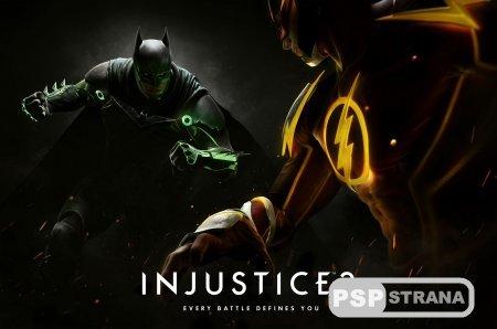 Геймплейное видео Injustice 2