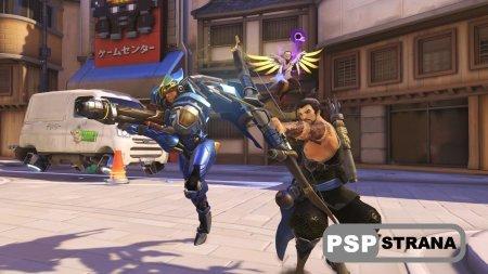 Overwatch для PS4