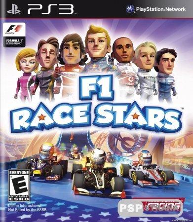 F1 Race Stars для PS3