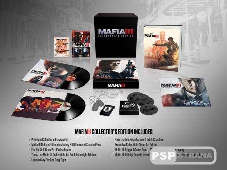 Mafia III получит и коллекционное издание