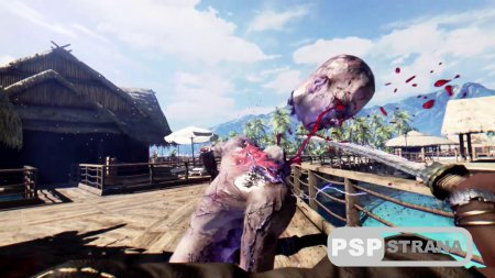 Dead Island. Definitive Collection для PS4