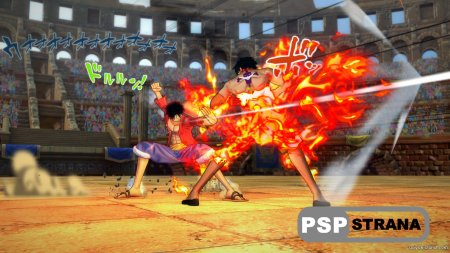 One Piece Burning Blood. Marineford Edition для PS4