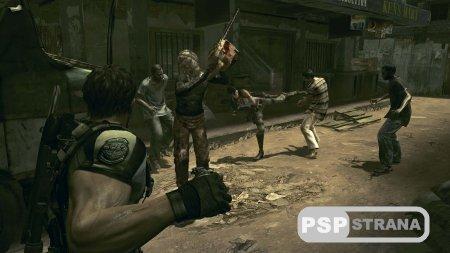 PS4-версия Resident Evil увидит свет 28 июня