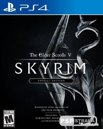 Владельцы Скайрима на PS3, бесплатно не получат его для PS4