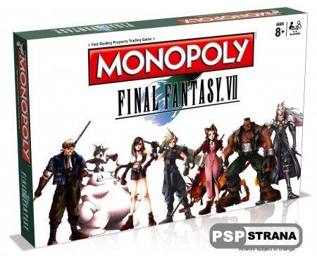 Гибрид «Монополии» и FF VII будет представлен следующей весной