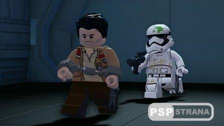 LEGO Звездные войны: Пробуждение Силы для PS3