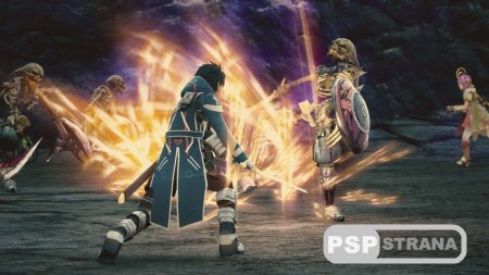 Star Ocean V Integrity and Faithlessnes для PS4