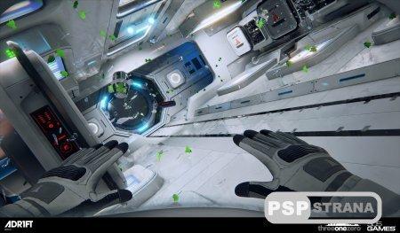 В середине лета игроки PS4 смогут опробовать ADR1FT