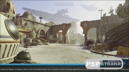 Процесс создания новой Star Wars идентичен Uncharted