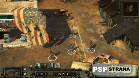 Wasteland 2: Director's Cut для PS4