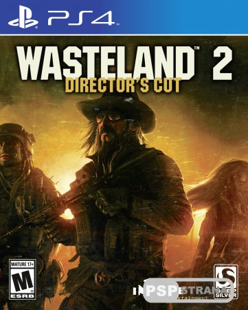 Wasteland 2: Director's Cut для PS4