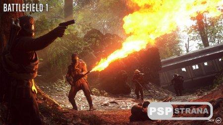 Опубликованы сведения о режимах и стартовых картах Battlefield 1