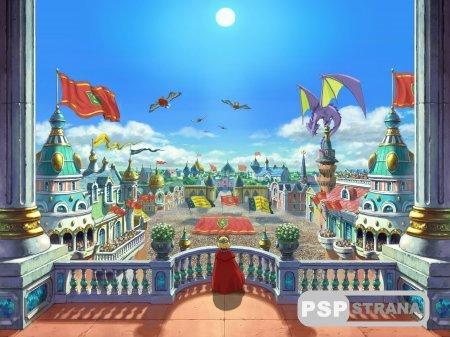 Level-5 продолжают трудиться над игрой Ni No Kuni II: Revenant Kingdom
