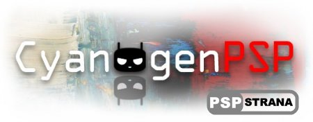 CyanogenPSP v6.1 + Icon Packs[HomeBrew][2016]