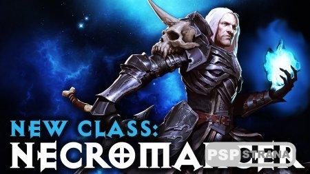 Гейплей и персонажи нового DLC Diablo III: Reaper of Souls