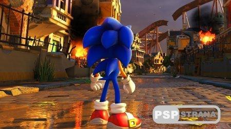 Геймплейный трейлер Sonic Forces, посвященный кастомизации персонажей