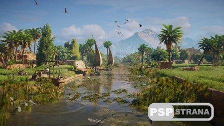 Дивный подводный мир Assassin's Creed: Origins