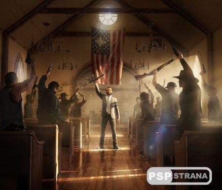 Far Cry 5 получил геймплейный трейлер