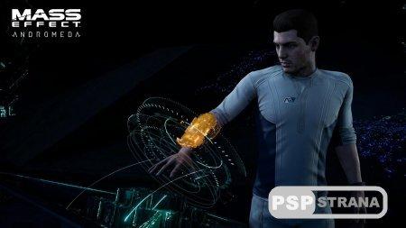Для Mass Effect: Andromeda вышел патч, исправляющий анимации