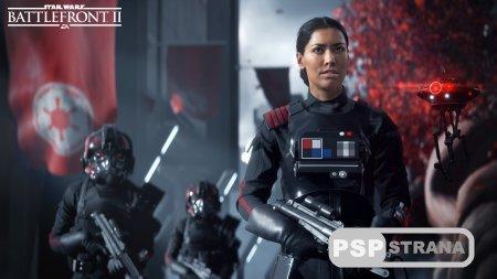Немного подробностей о сюжете Star Wars Battlefront II