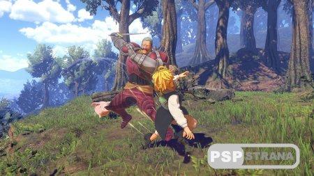 Манга «Семь смертных грехов» доберется до PS4