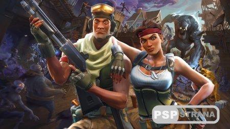 Разработчики Fortnite опубликовали лаунч-трейлер в честь старта раннего доступа игры