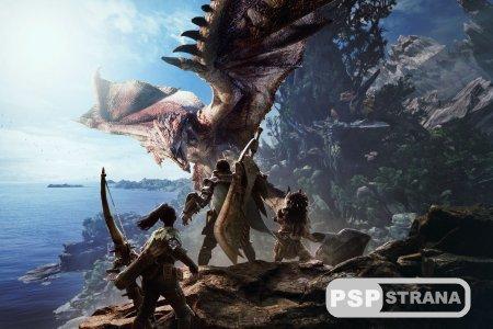 Monster Hunter World обзавелся новым геймплейным роликом