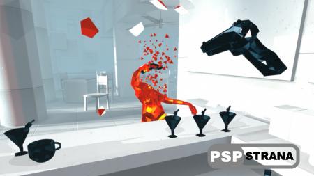 Релиз Superhot и его VR-версии запланирован на 19 июля