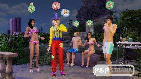 The Sims 4 станет доступен для владельцев PS4