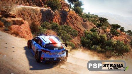 Опубликован геймплейный ролик автосимулятора WRC 7