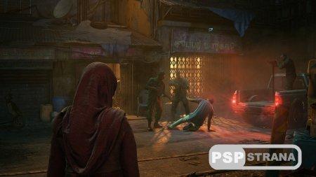 Разработчики Uncharted: The Lost Legacy опубликовали свой «дневник»