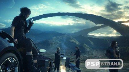 Больше половины обладателей Final Fantasy XV полностью прошли игру
