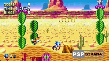 Навивающий ностальгию начальный ролик Sonic Mania