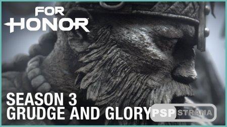 Новый сезон For Honor обещает больше карт и персонажей