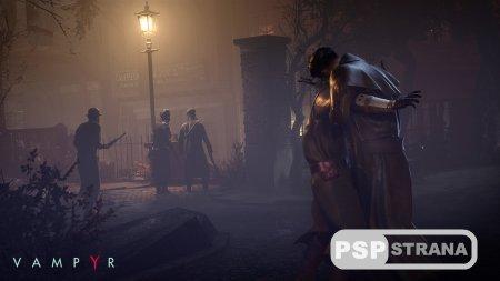 Выход ролевой игры Vampyr перенесен на весну следующего года