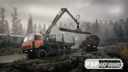 Гонки по грязи в Сибири: последний день октября порадует геймеров выходом Spintires: MudRunner