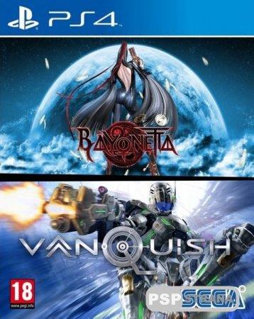 Переиздание Bayonetta и Vanquish может появиться на PS4