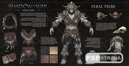 Представлено новое племя орков в Middle-earth: Shadow of War