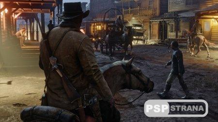 Новый трейлер Red Dead Redemption 2 по-хорошему шокирует