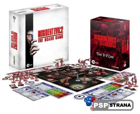 Настольная игра по мотивам Resident Evil 2 скоро поступит в продажу