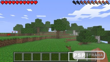 Minecraft PSP Edition v2.0.5 [FanVersion][HomeBrew][2017]