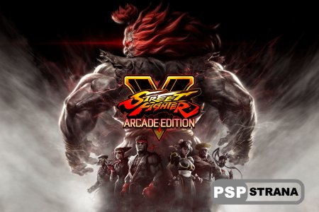 Capcom готовят для игроков Street Fighter V: Arcade Edition