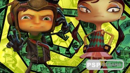 У Psychonauts 2 появилось геймлейное видео