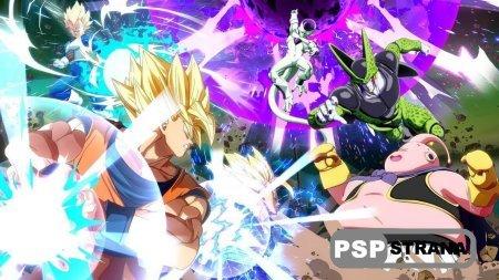 Аниме игра Dragon Ball FighterZ увидит мир в последних числах января