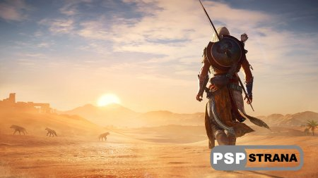 Assassin's Creed Origins получил launch-трейлер