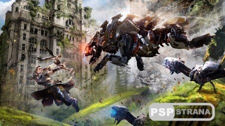 Разработчики Horizon: Zero Dawn опубликовали «документалку» о процессе создания игры