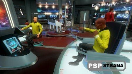 Star Trek: Bridge Crew получила поддержку геймплея без VR